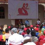 Pdte. NicolasMaduro: Chávez seguirá acrecentándose en el amor de los pueblos del mundo https://t.co/T65nfeV1W5