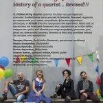 Οι STORM 7 Αυγούστου live... στο αγαπημένο τους νησί Σύρος! Σας περιμένουμε! #Syros #Greece #music #stormstrquartet https://t.co/lAVVpjYJAp