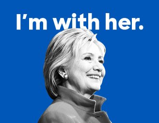 Are you with her? RT if you are supporting @HillaryClinton this election. #ImWithHer #DemsInPhilly https://t.co/2JPwcdILp7