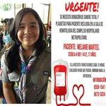 Amigos apoyemos por favor que es urgente!!!  Aceptan cualquier tipo de sangre! Mil gracias! https://t.co/s3YEcGvNiY