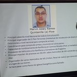 Principal Cabecilla de la MS nivel nacional. Estaba penal de Zacatecoluca y fue liberado en tregua. @elnoticiero_6 https://t.co/0cyH5uJjUc