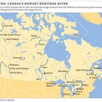 #Ottawa River designated as heritage river https://t.co/sLgaZHmIie #ottnews #newsgraphics #Ottawa @ottawacitizen https://t.co/AYkMGD6Xpe