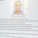 @FGR_SV informa que Marvin Adaly Ramos Quintanilla es el principal cabecilla a nivel nacional de la estructura MS https://t.co/ZzhUSzeKPt