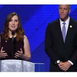 Sarah McBride just became the first openly trans person to speak at a national convention https://t.co/rywK4CoJtk https://t.co/1fxOmq8ciu