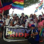 Pinoy Pride Vancouver returns to Vancouver #Pride Parade https://t.co/goLm76lqTk #LGBT #Filipino #Vancouver https://t.co/1c4FSOeCoX