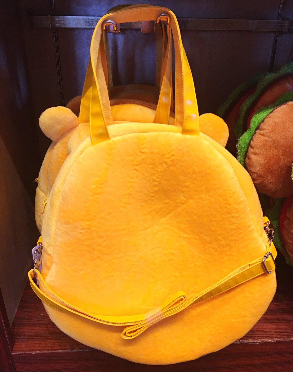 かわいいプーさんのお顔型バッグ、新発売☆ 価格3800円です。 dlove.jp/mezzomiki…