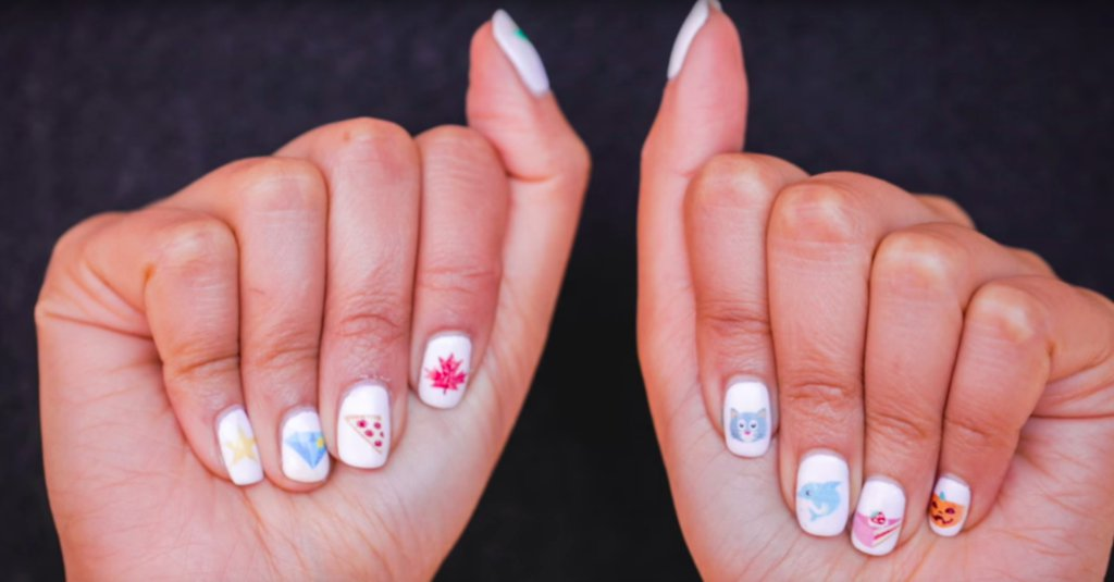 This Manicure Robot Will Satisfy Your Lazy Girl Nail Art Needs