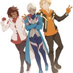 """""""Weve trained more than just our pokemon, weve trained each other. Were family after all"""" https://t.co/3l7dktgQqP"""