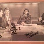 #TBT... My earlier years as a #Spokane TV newscaster! https://t.co/YKbm4IvsGk