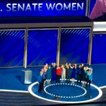 Women of the senate and all #NWPC endorsed candidates #WomenLead #DemsInPhilly #WereWithHer https://t.co/Av4I6XvVeE