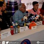 Mira como estuvo la presentación de los nuevos patrocinadores de Alianza para el Apertura 2016 #PorSiempreAlbo https://t.co/MLbtjxdldC
