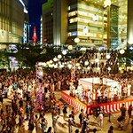 [明日から開催] 「梅田ゆかた祭2016」大阪で開催 - 盆踊りや打ち水、音楽ライブで楽しむ夏の涼 - https://t.co/QsG8J8TkAZ https://t.co/FBIfktYtf6