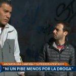 """""""Ni un pibe menos por la droga"""". Informe de @nachogiron https://t.co/uhcQwSgIMy https://t.co/9TV7vh3iZG"""