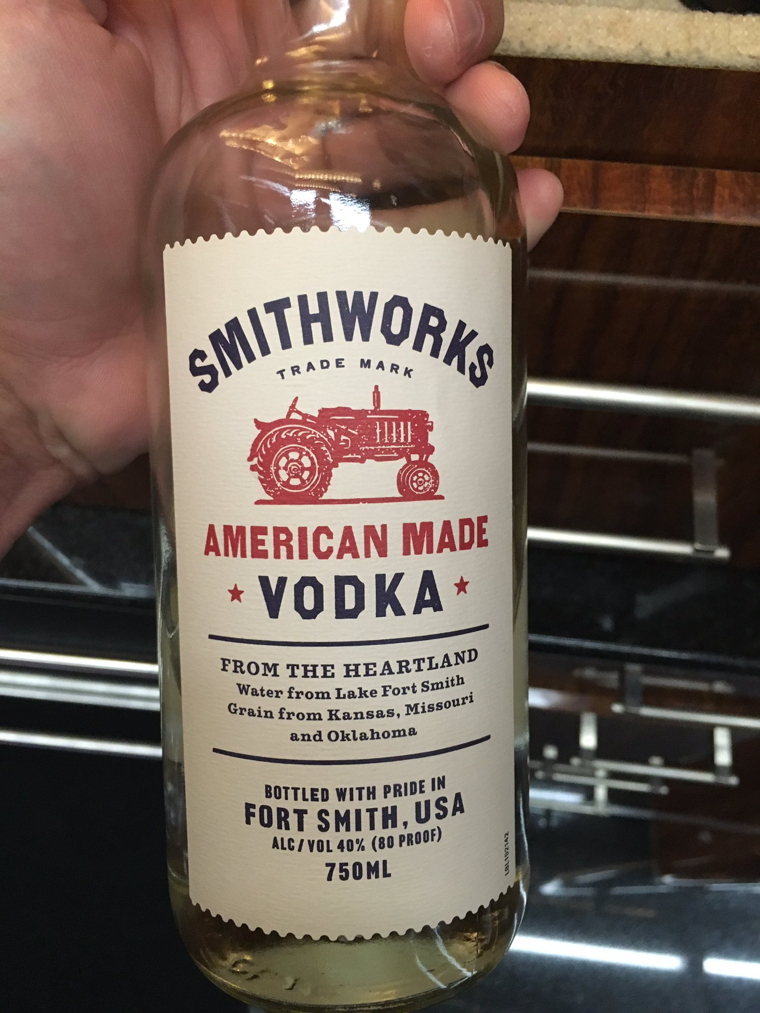 Me and my @SmithworksVodka family are getting excited about tonight!!!! https://t.co/mzTbdo78Ho