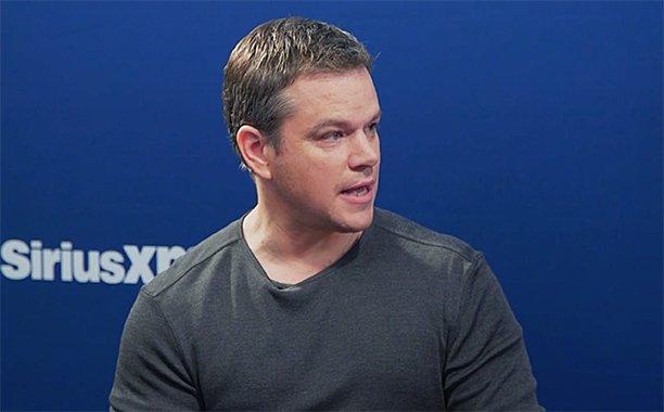 Matt Damon talks about ProjectGreenlight: