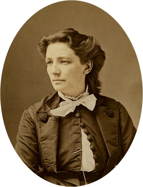 Victoria Woodhull - 1st female US presidential candiate in 1872 #herstory https://t.co/birHe44Y6M