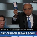 Father of deceased Muslim U.S. soldier offers his copy of Constitution to Donald Trump https://t.co/ezEyHZiWrm