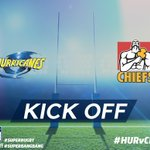 GAME ON! Who are YOU backing?  RT for @Hurricanesrugby  FAV for @ChiefsRugby   #HURvCHI https://t.co/4R8dMQ2bPq