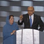 """Khizr Khan: """"This is a historic election, and I request you to honor the sacrifice of my son."""" #DemsInPhilly https://t.co/38uF9U36HS"""