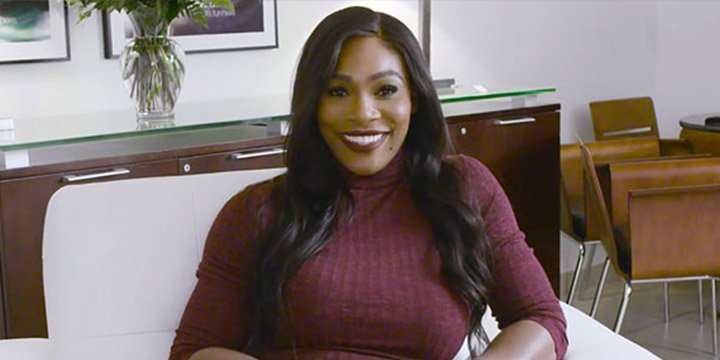 Serena Williams wants to raid Mariah Carey's closet: 'She has amazing shoes'