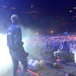 #Lolla ✅ @dwyanewade ✅ Best Night Ever?! ✅ #BullsAllSummer #StageMoment https://t.co/uYcP2q8L4c