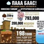 Монголд Жорлонгийн хувьсгал эхлүүлэх цаг нь болсон.800.000 өрхийн 70%нь модон жорлон???? Rt хийж түгээе.... https://t.co/ffC6NAcouU