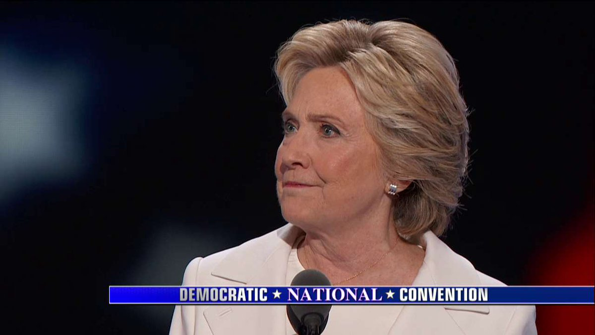 .@HillaryClinton: 'A man you can bait with a tweet is not a man we can trust with nuclear weapons.' #DemsInPhilly