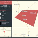⚠️ Take Cover! Severe Thunderstorm Warning including Fountain CO and Peterson Afb CO until 10:30 PM MDT https://t.co/Vur7r24fGn