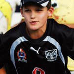 This young @NZWarriors fan returns to Mt Smart tomorrow in different colours  @_nathancleary #FlashbackFriday #NRL https://t.co/8MQ4qfRoz8