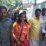 BJP wins Thiruvananthapuram Pappanamcode ward in by-election.Congratulations to AshaNath. #BJPWins #BJP4Kerala https://t.co/zBEzXocKad