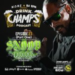 Drink Champs episode 23 w/ @snoopdogg (Part 1) https://t.co/enZEWnxJT5 https://t.co/nyhCXKR6XW