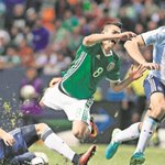 """Tri"" Olímpico empata 0-0 ante Argentina previo Río. https://t.co/Nv5EvJFzSH #LACRONICA #RumboARio https://t.co/3KMQgyVCvE"