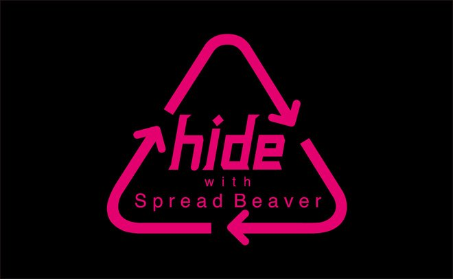 <VISUAL JAPAN SUMMIT 2016>にhide with Spread Beaver…