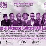 Tonights the night we loose Control ;) Lentes & Marcos BW Launch exclusive to Cigar Lounge Phakalane https://t.co/ojw5AiuRnU