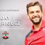 Today were wishing #SaintsFCs @JayRodriguez9 a very happy 27th birthday! 🎂 https://t.co/1VkIbXyAEc