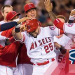 #HaloRecap: #Angels win it in #WalkOff fashion after a 9th inning error by the Red Sox: https://t.co/EWQAudCRXA https://t.co/MGZnxJdGty