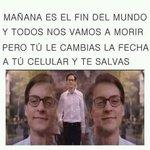 Jajajajaja😂😂 #FinDelMundo #ViernesDeGanarSeguidores https://t.co/6aXc7IqK9t