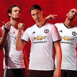 United never follows. ❌ The 2016/17 @ManUtd third kit. ⚪️ Pre-order now: https://t.co/mDyoPhxspg #FirstNeverFollows https://t.co/BPVJev8g10