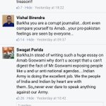 Hilarious! Read some of the comments on @bdutt s FB post she is raving about so much!! 👏👏👏😆😆😂 https://t.co/KZqnraJa6M