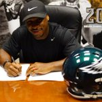 """Sproles: """"Being one of the oldest guys, to know youre going to be here a little bit longer, thats a good feeling."""" https://t.co/HMbdHC6ESS"""