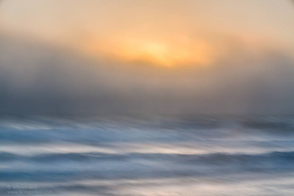 Sunset and surf, Morro Bay, California 2015 From my ongoing Impressions of Light series.  Enjoy, and RT if you Like! https://t.co/Xs6MMwGJTE
