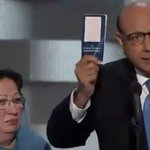 Khizr Khan and his copy of the US Constitution was one of the more powerful moments of DNC. https://t.co/aPgc5vUSCG https://t.co/fan5Crmw3U
