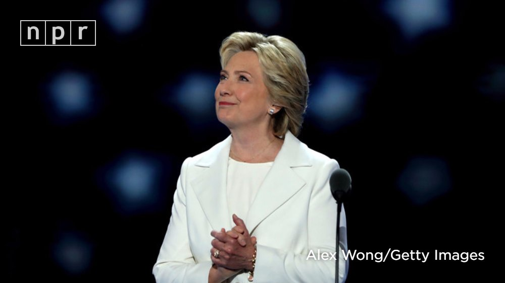 .@HillaryClinton makes history, clearing multiple hurdles #DemsInPhilly