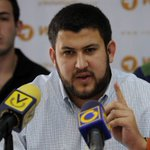 "Smolansky: ""CNE debería llamarse ministerio de asuntos electorales de Nicolás Maduro"" https://t.co/Q7mMsYAi4m https://t.co/dxIzStFd28"