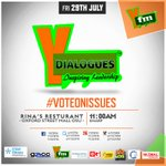 Find out what the political parties have for Ghanas future, the youth. #VOTEONISSUES https://t.co/VEfm4OPOlD