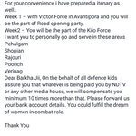 Mam @BDUTT ji pls reply to this open letter written by defence kids to you. Hope other journos read it too. https://t.co/mKewv0dtc6