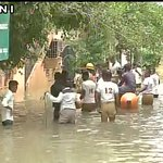 Boats being used in Bilekahalli area of Bengaluru after heavy rains cause water logging https://t.co/yYpMP4gLQp