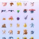 現在日本で入手可能なポケモン142種類コンプリートしました!! #PokemonGO #ポケモンGO https://t.co/B3SkucEltU