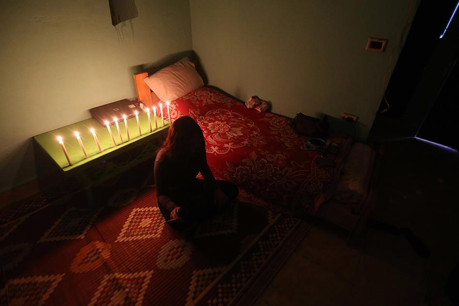 Syrian: Lebanon: Syrian women at risk of sex trafficking #