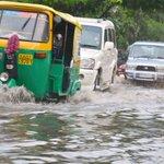 Incessant rain lashes Bengaluru, people stranded https://t.co/d4fEyN5RS1 https://t.co/CbaLFCz88W